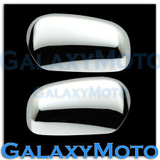 Triple Chrome plated ABS Mirror Cover Bezel Kit fit: 2009-2013 Toyota Corolla