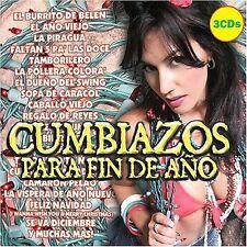 New: Cumbiazos Para Fin Del Ano: Cumbiazos Para Fin de Año  Audio CD
