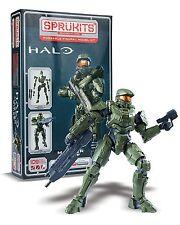 Sprukits Level 2 Master Chief HALO Figure Model Kit