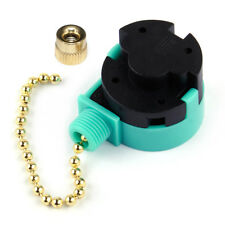 3 Speed Pull Chain Control Brass Switch Fit For Zing Ear ZE-268S6 Hunter