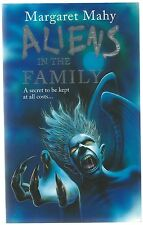 Aliens In The Family Margaret Mahy Scholastic 1993 Paperback Good+ Condition