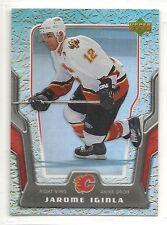 2007-08 Upper Deck McDonald's - #43 - Jarome Iginla - Calgary Flames