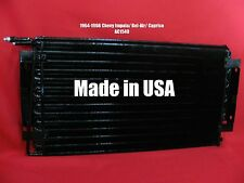 64 65 66 Chevy Impala Caprice AC Condenser a/c New Air USA AC1540 3856228