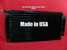 64 65 66 Chevy Impala Caprice AC Condenser a/c New Air USA AC1540 3856228