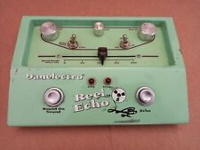 Danelectro Reel Echo DA-1 rare Tape echo simulator guitar FX pedal delay
