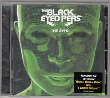 THE BLACK EYED PEAS - the end CD