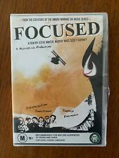 Focused DVD Region All New & Sealed skiing, extreme sports