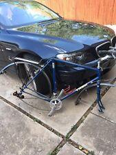 Trek 520 touring frame; rear brakes, fenders and rack