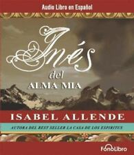 Ines del Alma Mia (Spanish Edition) by Isabel Allende (2007-05-31) Audio CD NEW