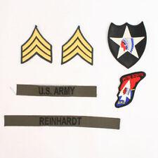 More details for replica john lennon reinhardt shirt badge set. for og107 shirt