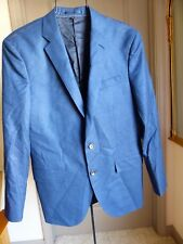 J. Crew Crosby suit jacket with double vent in Italian wool size 38R sample $425