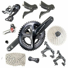 Shimano Groupset Ultegra R8000 11 Speed Road Bike  Bicycle English 50/34T 170mm