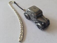Ford Popular 103 E (Upright si ref87  FULL CAR on a Pattern bookmark with cord