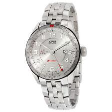 Oris Audi Sport GMT Automatic Mens Watch 01 747 7701 4461-07 8 22 85