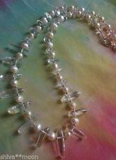 Glass Copper Costume Necklaces & Pendants