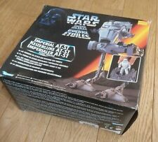 Star Wars AT-ST Scout Walker with Box, POTF 2, 1995, Kenner