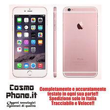 iPhone 6s 32gb pink rosa originale GRADO A usato garanzia e accessori