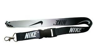 Nike Lanyard Detachable Keychain Ombre Neck Strap for ID Keys Badge