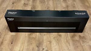 New Sealed Sonos Playbar Bundle with Wall Mount Home Theater Soundbar