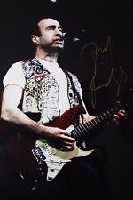Original hand signed photo of Paul Rodgers 11.8 x 8 inches by Mel Longhurst
