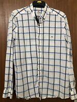 Lacoste Shirt Size 46/L Mens Slim Fit