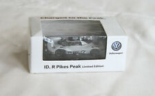 Volkswagen ID.R Pikes Peak June 24, 2018 Limited Edition 1:87 Diecast model