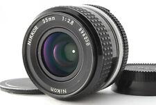 Nikon AI Nikkor 35mm f/2.8 35 2.8 Obiettivo grandangolare MF eccellente +++ DAL GIAPPONE 14