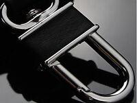 womens mens unisex luxury  leather  car smart key holder case
