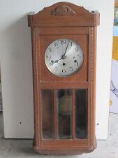 beau carillon vitre biseauté , 8 tiges , 8 marteaux , 1clé