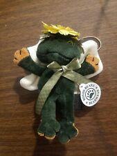Boyds Bear Frog Ornament