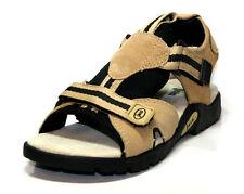 Medium Schuhe für Jungen im Sandalen-Stil aus Wildleder mit Klettverschluss