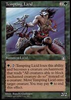 4x Tempting Licid MTG Stronghold NM Magic Regular