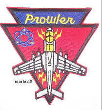US. Navy `PROWLER` Aircraft Cloth Patch / Badge (A6)