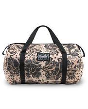 Liquor Brand Flash Classic Tattoos Large Purse Handbag Duffle Bag LB-BDU-00006