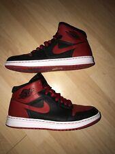 Nike Air Jordan 392813-001 Alpha 1 Red Black Varsity Sz 12