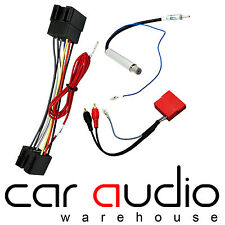 Audi A2 A3 A4 A6 A8 Car Stereo Rear BOSE Amplified RCA Lead Antenna Adaptor
