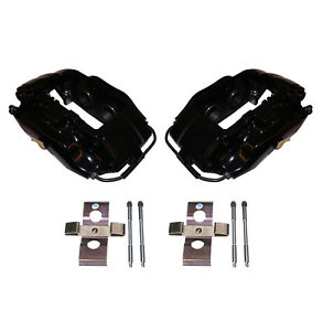 2X FRONT BRAKE CALIPERS STYLE £40 BACK FIT PEUGEOT 406 COUPE BREMBO BBK0031A