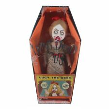 "Living Dead Dolls Series 30 Freakshow Lucy the Geek 10.5"" Doll"