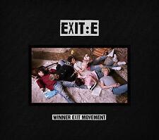 WINNER EXIT : E A Version Album CD+Photobook+Badge+Film+Polaroid Brand New