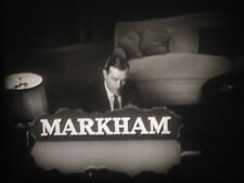 16mm Markham Ray Milland Lisa Gaye Del Moore Abigail Shelton Paul Smith 1960