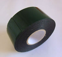 Black Automotive Grade Number Plates Car Trims Double Sided Foam Tape 50mm x5m