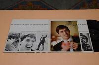 MORANDI LP GIANNI 3 1°ST ORIGINALE 1965 GATEFOLD+FOTO POSTER
