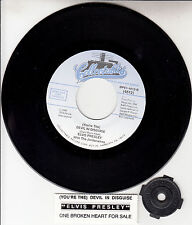 ELVIS PRESLEY (You're The) Devil In Disguise & One Broken Heart For Sale 45 NEW