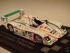AUDI R8 #3 WINNER LE MANS 2005 - SPARK 1/87