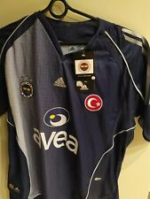 Fenerbahce football shirt Adidas L rare vintage Turkey Tags
