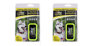0Bug Zone Tag Bag for Dogs Pack of 2
