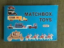 1983 Matchbox Toy Book with Price Guide by Schiffer *EXCELLENT*