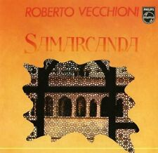 Roberto VECCHIONI - Samarcanda CANZONE Per Sergio LP Vinyl
