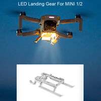 LED Foldable Landing Gear Rechargeable Night Fligh for DJI Mavic Mini 2 Drone