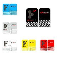 RENAULT SPORT Skin for Clio Mk3 Megane Mk2 Card Key Fob Sticker Wrap Cover Decal